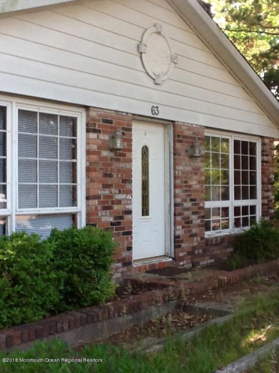 63 Manor Road, Toms River, NJ 08753 (MLS #21821920) :: The Dekanski Home Selling Team