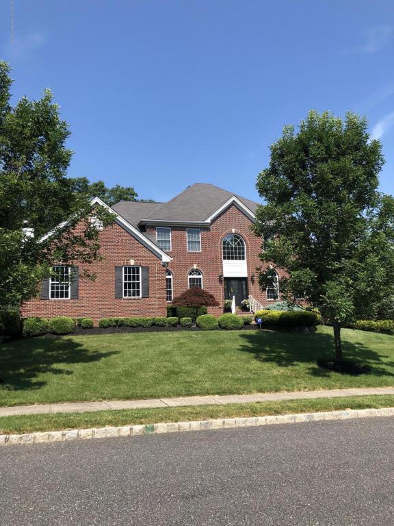 156 Farmers Lane, Jackson, NJ 08527 (MLS #21823573) :: The Dekanski Home Selling Team