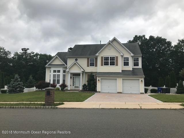 2416 Forest Circle, Toms River, NJ 08755 (#21825012) :: Daunno Realty Services, LLC