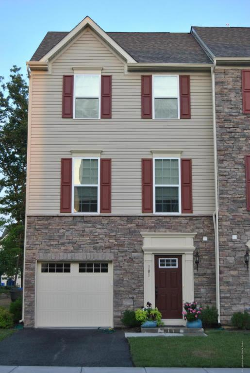 101 Susquehanna Street #901, Toms River, NJ 08755 (MLS #21825383) :: The Dekanski Home Selling Team