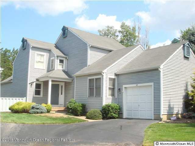 48 Turnberry Circle 134C, Toms River, NJ 08753 (MLS #21826159) :: The MEEHAN Group of RE/MAX New Beginnings Realty