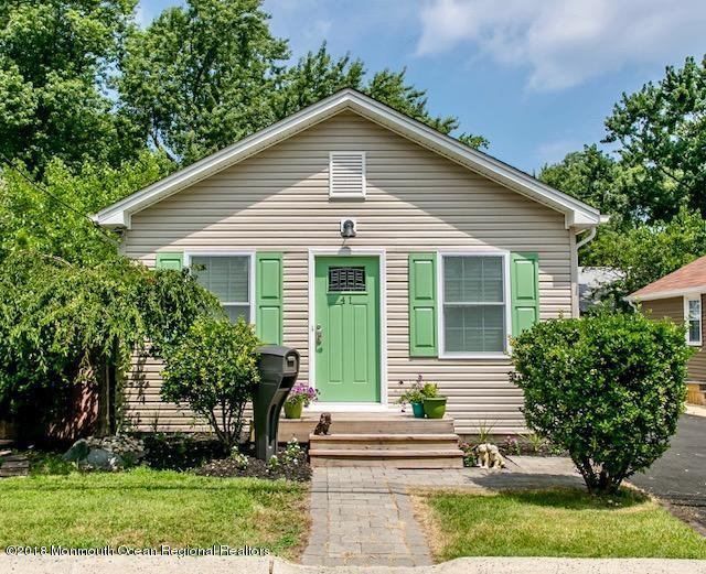 41 Sycamore Avenue, Middletown, NJ 07748 (MLS #21828447) :: RE/MAX Imperial