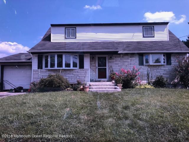 718 Wakefield, Neptune Township, NJ 07753 (MLS #21829691) :: The Dekanski Home Selling Team