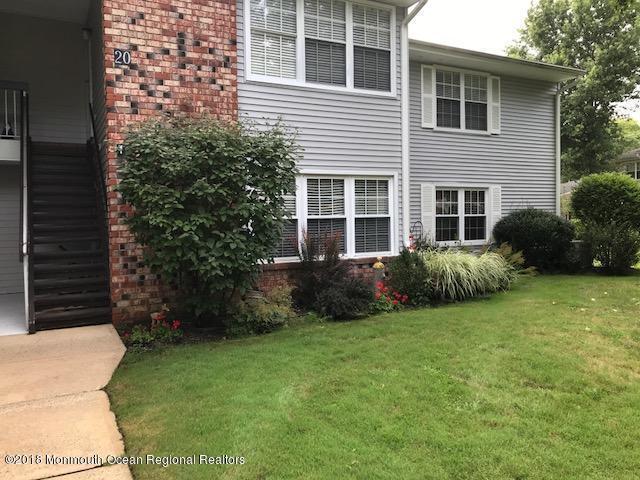 16 Honeysuckle Lane #228, Red Bank, NJ 07701 (MLS #21833553) :: The Dekanski Home Selling Team