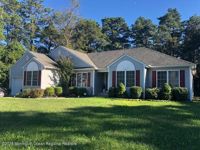 313 Maryland Avenue, Bayville, NJ 08721 (MLS #21836851) :: The Dekanski Home Selling Team