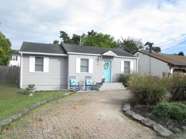814 Scott Avenue, Brick, NJ 08724 (MLS #21839911) :: The Dekanski Home Selling Team