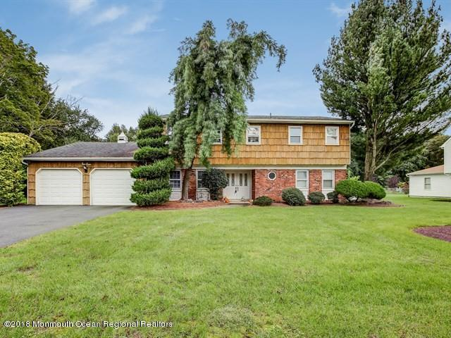 47 St Lawrence Way, Marlboro, NJ 07746 (MLS #21840530) :: The Dekanski Home Selling Team