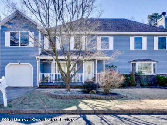 305 Jefferson Court, Brick, NJ 08723 (MLS #21841262) :: Vendrell Home Selling Team