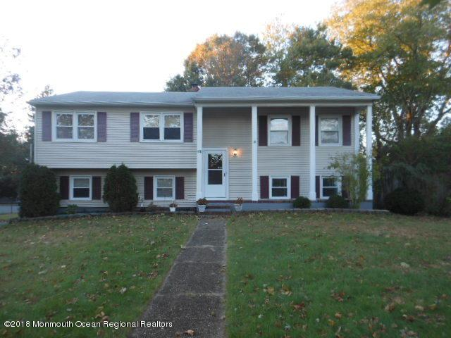 46 Marjorie Drive, Toms River, NJ 08755 (MLS #21842765) :: The MEEHAN Group of RE/MAX New Beginnings Realty