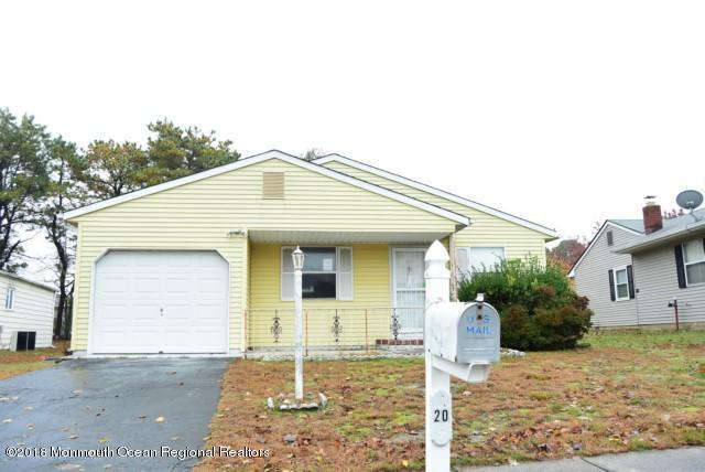 20 Ashcroft Lane, Toms River, NJ 08757 (#21844429) :: The Force Group, Keller Williams Realty East Monmouth