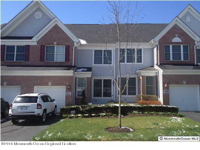 90 Deepwater Circle, Manalapan, NJ 07726 (MLS #21845031) :: The Dekanski Home Selling Team
