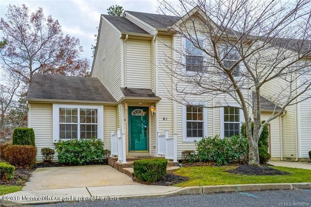61 Timberline Drive, Little Egg Harbor, NJ 08087 (MLS #21846006) :: The MEEHAN Group of RE/MAX New Beginnings Realty