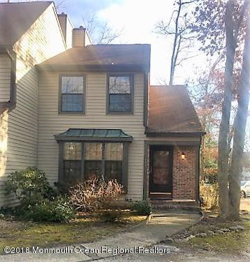 606 Bent Trail 40H, Toms River, NJ 08753 (MLS #21846690) :: The MEEHAN Group of RE/MAX New Beginnings Realty