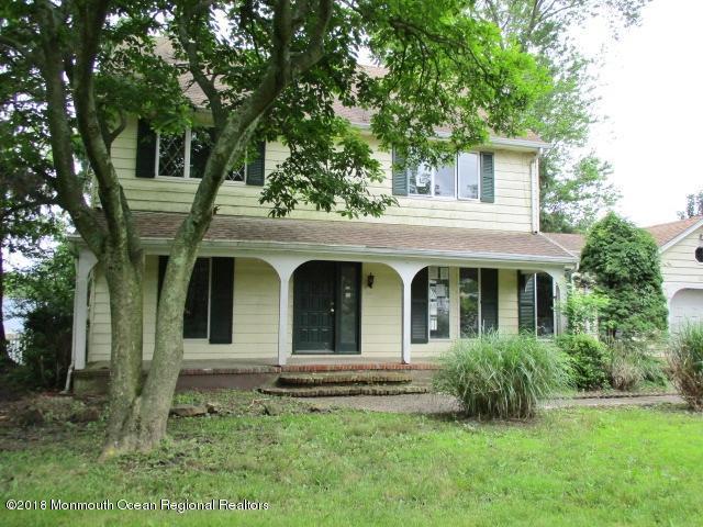 1020 Old Corlies Avenue, Neptune Township, NJ 07753 (MLS #21846897) :: Vendrell Home Selling Team