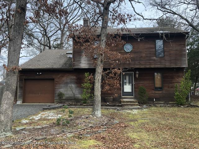 401 Hickory Lane, Forked River, NJ 08731 (MLS #21902619) :: The MEEHAN Group of RE/MAX New Beginnings Realty