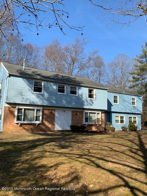 24 Briar Hill Drive #2, Manalapan, NJ 07726 (#21905351) :: The Force Group, Keller Williams Realty East Monmouth