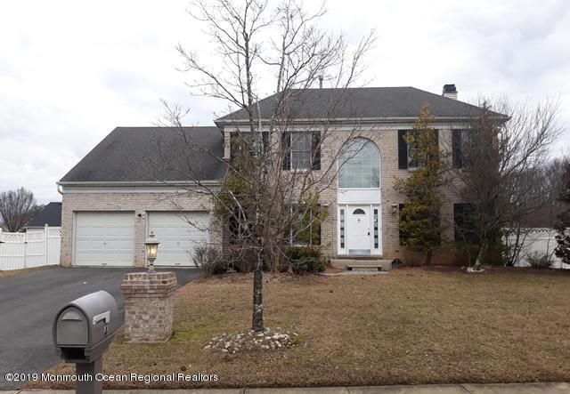 4 Shore Oaks Drive, Farmingdale, NJ 07727 (MLS #21909307) :: The Dekanski Home Selling Team
