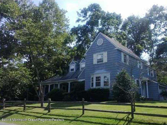 2 Dogwood Lane, Rumson, NJ 07760 (MLS #21915763) :: The MEEHAN Group of RE/MAX New Beginnings Realty