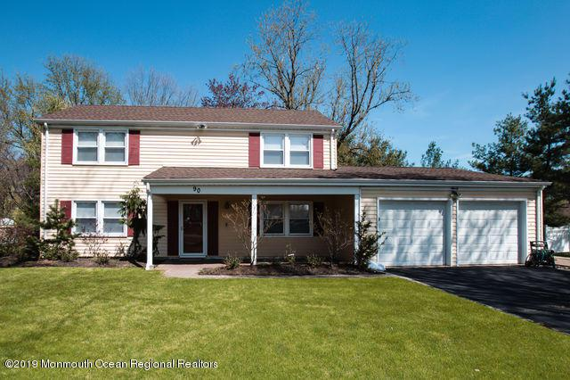 90 N Main Street, Marlboro, NJ 07746 (MLS #21916102) :: The MEEHAN Group of RE/MAX New Beginnings Realty