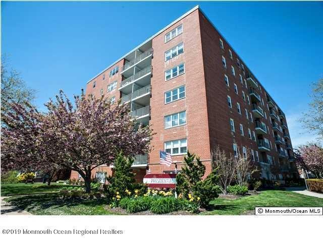 1615 Park Avenue 6F, Asbury Park, NJ 07712 (MLS #21917662) :: The MEEHAN Group of RE/MAX New Beginnings Realty
