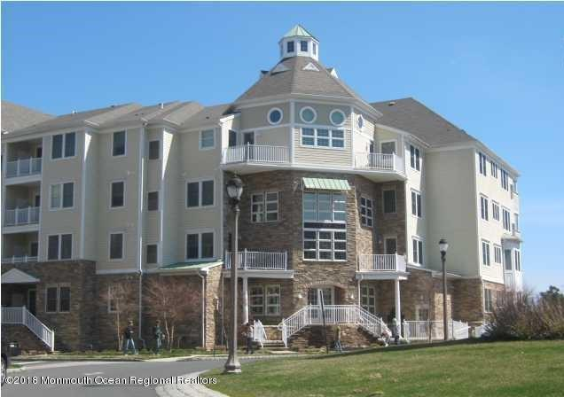 11 Cooper Avenue #410, Long Branch, NJ 07740 (MLS #21917808) :: The MEEHAN Group of RE/MAX New Beginnings Realty