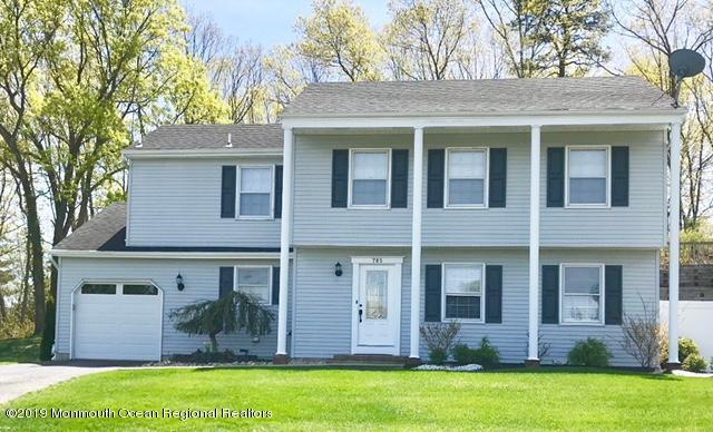 785 Troy Court, Brick, NJ 08724 (MLS #21918039) :: The MEEHAN Group of RE/MAX New Beginnings Realty