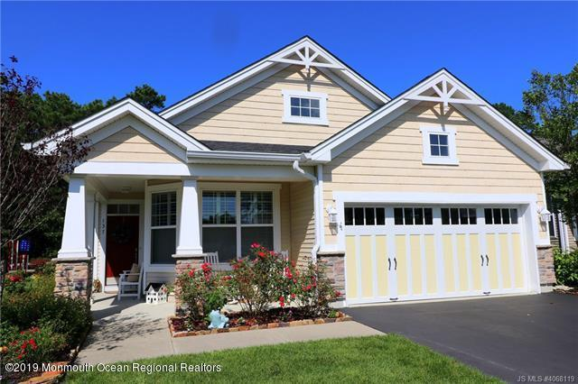 137 Newport Way, Little Egg Harbor, NJ 08087 (MLS #21923690) :: The Dekanski Home Selling Team