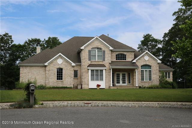 14 Mimi Place, Stafford, NJ 08050 (MLS #21926317) :: The Dekanski Home Selling Team