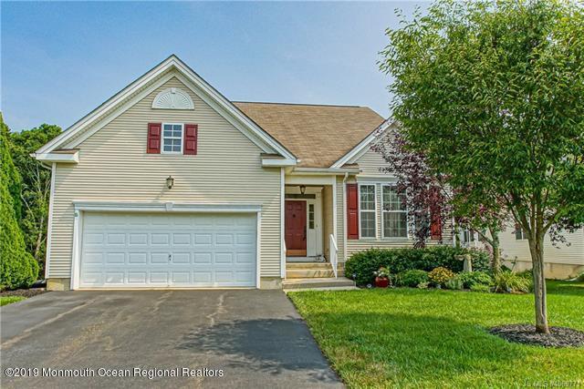 11 Masters Court, Little Egg Harbor, NJ 08087 (MLS #21928632) :: The Dekanski Home Selling Team
