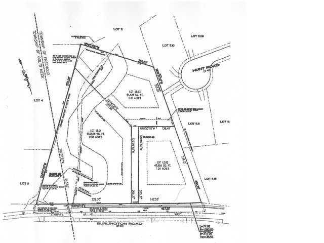 530 Burlington Road, Freehold, NJ 07728 (MLS #21929602) :: The CG Group | RE/MAX Real Estate, LTD