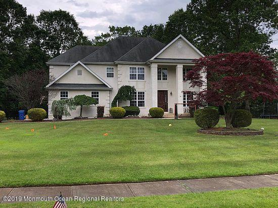 25 Brittany Lane, Jackson, NJ 08527 (MLS #21929989) :: The MEEHAN Group of RE/MAX New Beginnings Realty
