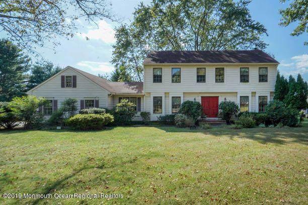 33 Brasch Boulevard, Middletown, NJ 07748 (MLS #21931849) :: William Hagan Group
