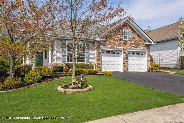 82 Golf View Drive, Little Egg Harbor, NJ 08087 (MLS #21938181) :: The Dekanski Home Selling Team