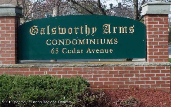 65 Cedar Avenue D6, Long Branch, NJ 07740 (MLS #21938770) :: William Hagan Group