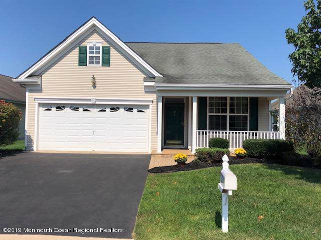 17 Marlow Drive, Jackson, NJ 08527 (MLS #21939309) :: The MEEHAN Group of RE/MAX New Beginnings Realty