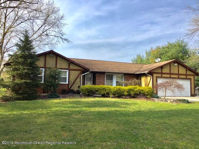 36 Bennetts Mills Road, Jackson, NJ 08527 (MLS #21942268) :: The Dekanski Home Selling Team