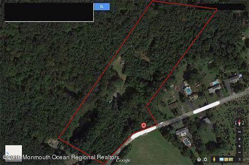 169 Fresh Ponds Road, Jamesburg, NJ 08831 (MLS #21942418) :: The Sikora Group