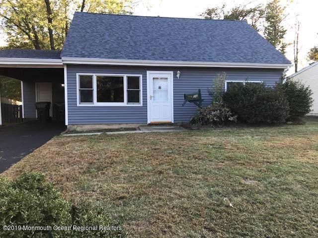 36 Appleton Drive, Hazlet, NJ 07730 (MLS #21944664) :: The Sikora Group