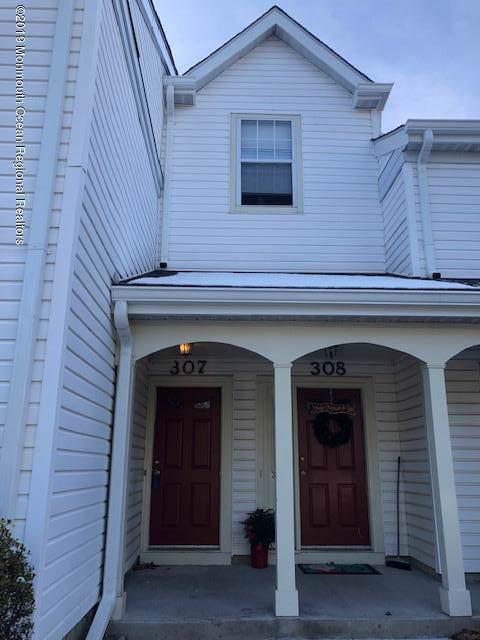 307 Tulip Lane, Freehold, NJ 07728 (MLS #21948358) :: William Hagan Group
