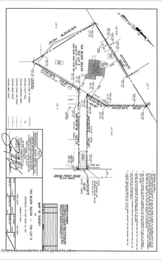 303 Drum Point Road, Brick, NJ 08723 (MLS #22000762) :: William Hagan Group