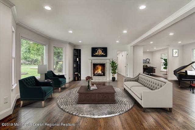 220 Branch Avenue, Little Silver, NJ 07739 (MLS #22002046) :: William Hagan Group