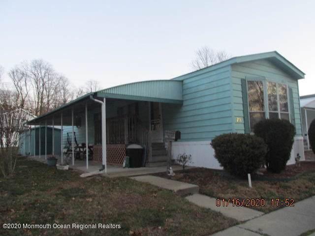 73 Shore Haven Road, Hazlet, NJ 07730 (MLS #22002211) :: Vendrell Home Selling Team
