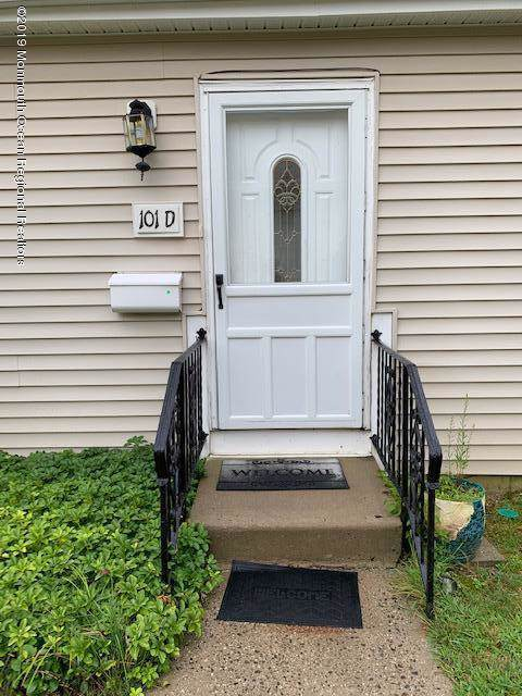 101D Broadgate Court #1000, Freehold, NJ 07728 (MLS #22002281) :: The CG Group | RE/MAX Real Estate, LTD