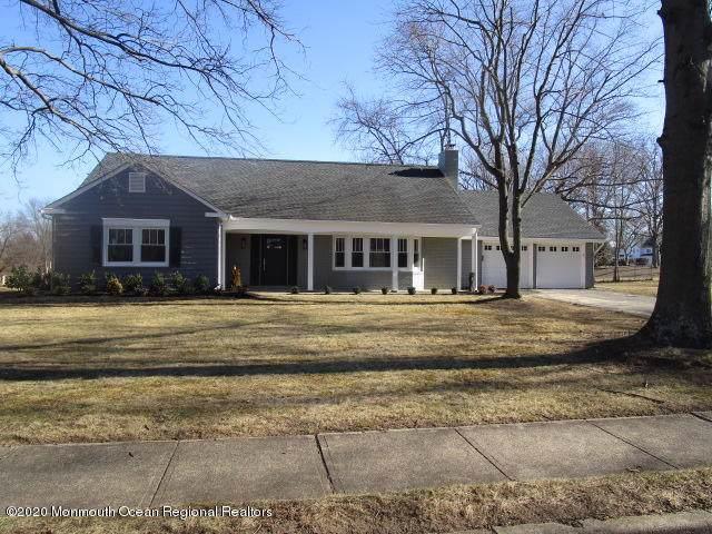8 Prescott Drive, Marlboro, NJ 07746 (MLS #22002393) :: Vendrell Home Selling Team