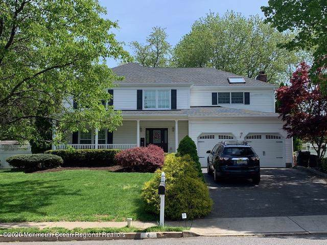 4 Johnny Court, Middletown, NJ 07748 (MLS #22004145) :: The MEEHAN Group of RE/MAX New Beginnings Realty