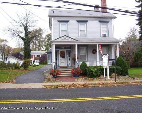 76 Main Street, Matawan, NJ 07747 (MLS #22005446) :: Halo Realty