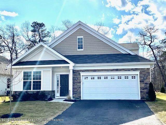 75 Woodview Drive, Manchester, NJ 08759 (MLS #22005601) :: The Dekanski Home Selling Team