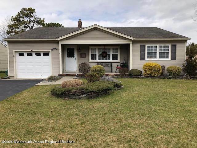 63 Millbrook Drive, Toms River, NJ 08757 (MLS #22006162) :: The Dekanski Home Selling Team