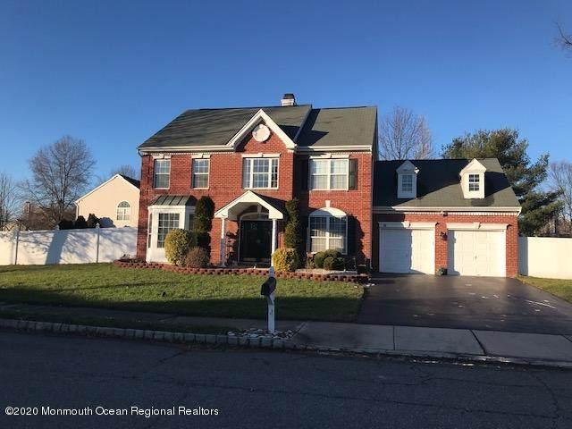 12 Villanova Drive, Freehold, NJ 07728 (#22007435) :: Nexthome Force Realty Partners