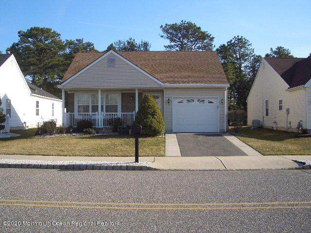 302 Jamaica Boulevard, Toms River, NJ 08757 (MLS #22008492) :: William Hagan Group